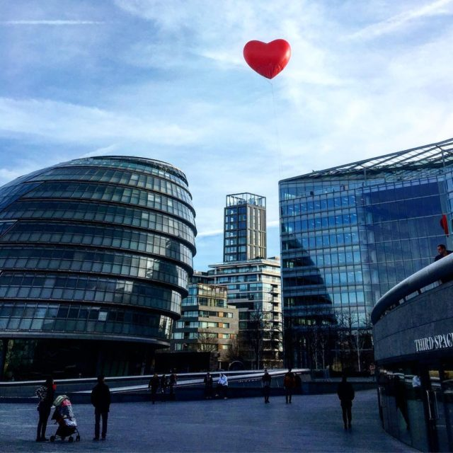 Wonderful afternoon in london londonlife cityhall