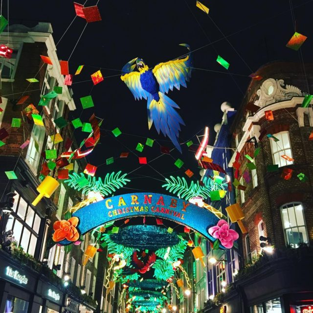 Carnaby lights are the best!